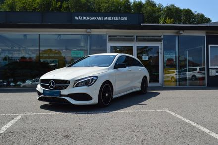 Mercedes CLA 200 d Shooting Brake 4MATIC Aut.