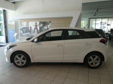 Hyundai i20 1,25 Limited Plus
