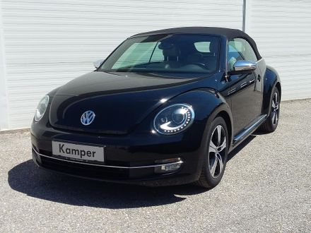 VW The Beetle Cabriolet 50s TDI