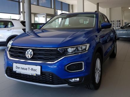 VW T-Roc Design TSI ACT OPF