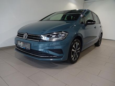 VW Golf Sportsvan iQ Drive TSI