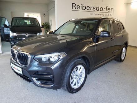 BMW X3 xDrive 20d Advantage Aut.