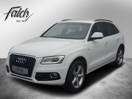 Audi Q5 2.0 TDI quattro daylight
