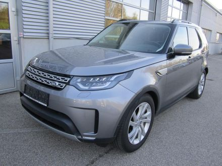 Land Rover Discovery 5 3,0 SDV6 HSE Aut.