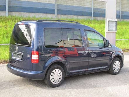 VW Caddy Comfortline BMT TDI