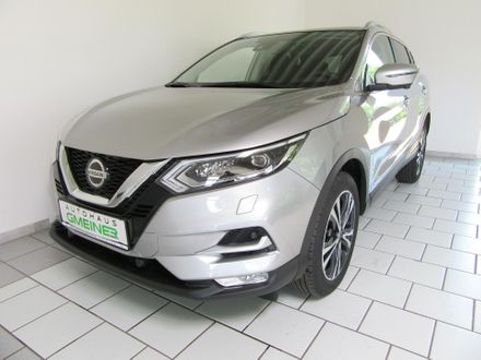 Nissan Qashqai 1,7 dCi ALL-MODE 4x4i N-Connecta Xtronic Aut.
