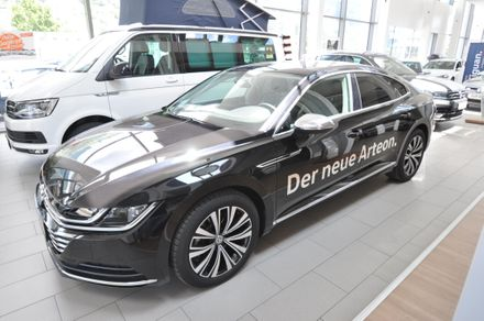 VW Arteon Comfortline TDI SCR DSG