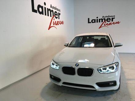 BMW 118i Aut.