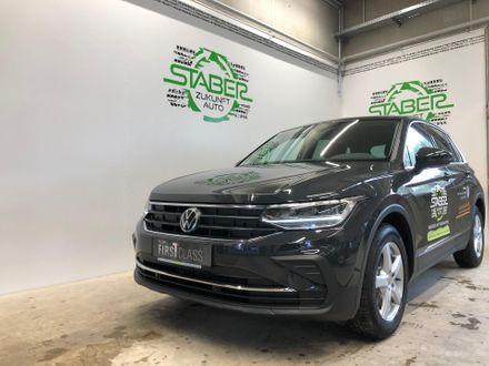 VW Tiguan TSI ACT