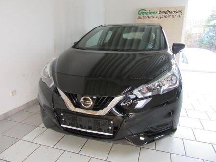 Nissan Micra 0,9 IG-T Visia Plus