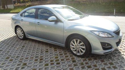 Mazda 6 1,8i TE