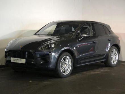 Porsche Macan Turbo II