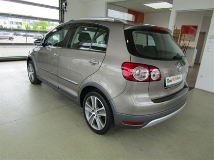 VW Golf Country TDI
