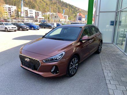 Hyundai i30 1,6 CRDi Launch Style Start/Stopp DCT