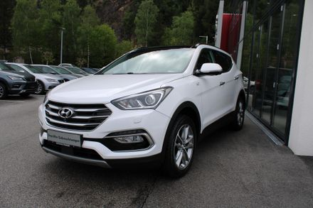 Hyundai Santa Fe 2,2 CRDi 4WD Start-Stopp Aut. Premium