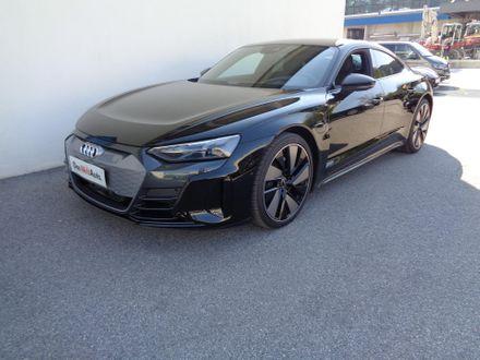 Audi e-tron GT 350 kW