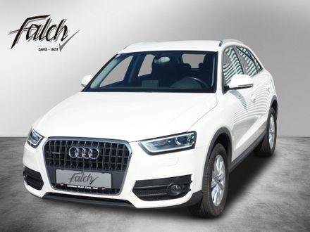 Audi Q3 2.0 TDI quattro daylight