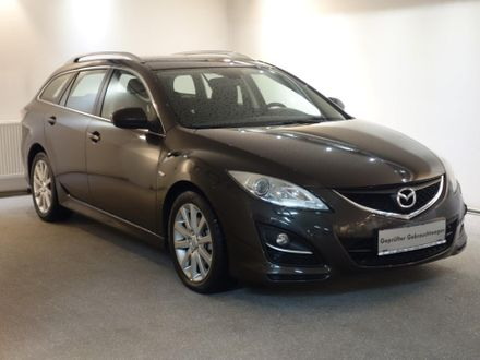 Mazda 6 Sport Combi CD129 TE Plus