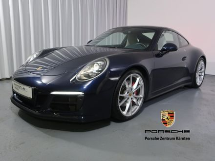 Porsche 911 Carrera 4 GTS Coupe II (991)