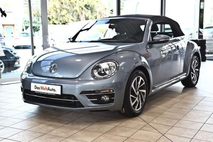 VW Beetle Cabriolet SOUND TDI