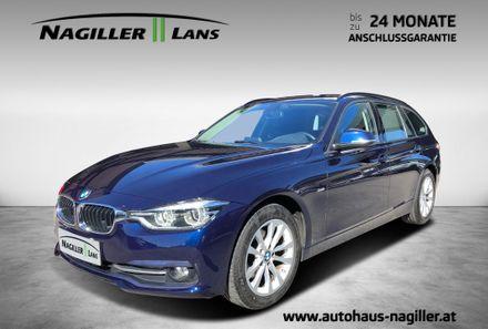 BMW 320d xDrive Touring Sport Line
