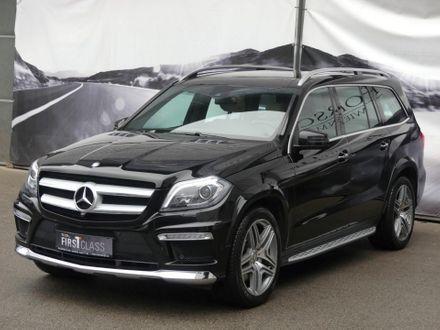 Mercedes GL 400 4MATIC Aut.