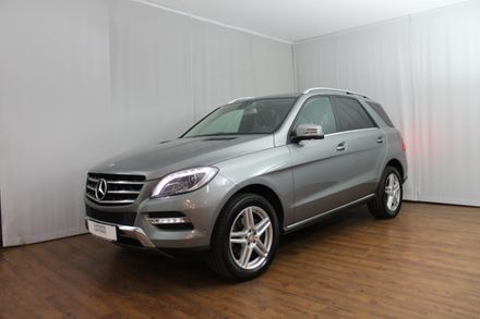 Mercedes ML 250 BlueTEC 4MATIC Aut. DPF