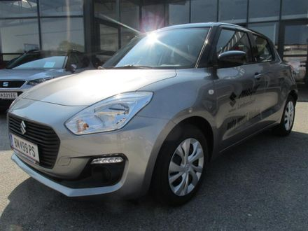 Suzuki Swift 1,2 Hybrid DualJet Clear