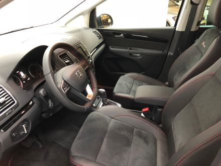 SEAT Alhambra FR TDI DSG