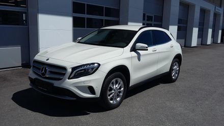 Mercedes GLA 180 CDI Edition Lifestyle Aut.