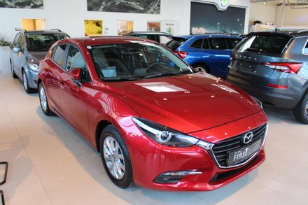 Mazda 3 Sport G100 Attraction