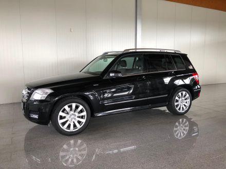 Mercedes GLK 220 CDI 4MATIC BlueEfficiency Aut.