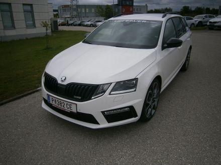 ŠKODA OCTAVIA Combi 4x4 RS TDI DSG