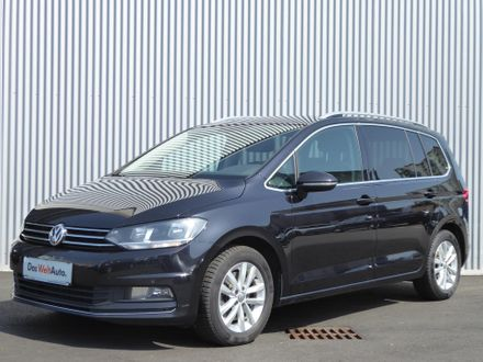 VW Touran Highline TDI SCR DSG