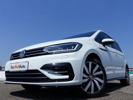 VW Touran Highline TDI SCR DSG 5-Sitzer