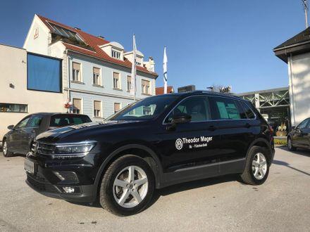 VW Tiguan Sky TDI SCR 4MOTION DSG