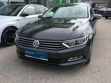 VW Passat Variant TDI SCR
