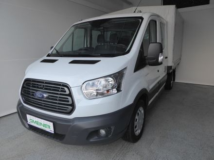 Ford Transit Fahrgestell 2,2 TDCi L2H1 310 DK Trend