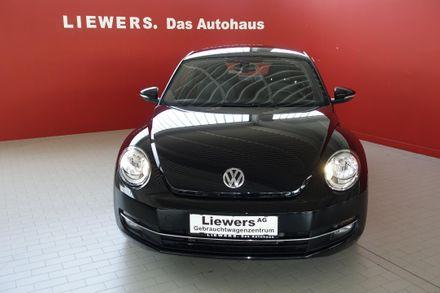 VW The Beetle Design BMT TDI