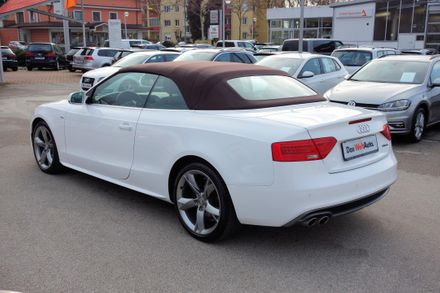 Audi A5 Cabriolet 2.0 TDI SPORT quattro