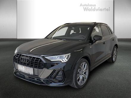 Audi Q3 45 TFSI quattro S line exterieur
