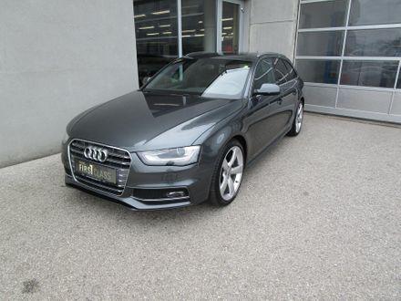 Audi S4 Avant 3.0 TFSI quattro