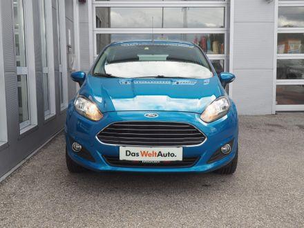 Ford Fiesta Trend 1,25