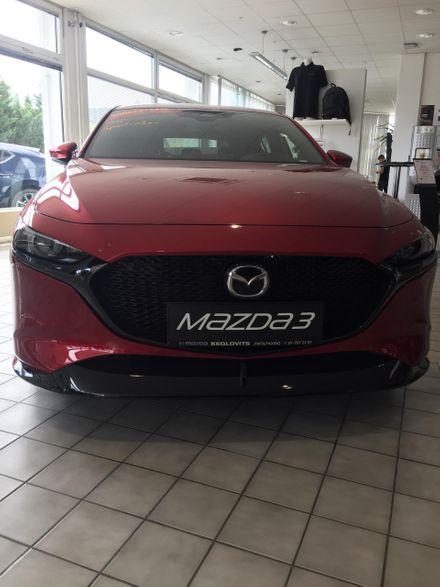 Mazda 3 Skyactiv-G122 Comfort+ /SO/ST
