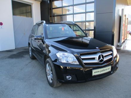 Mercedes GLK 220 CDI 4MATIC BlueEfficiency Aut.