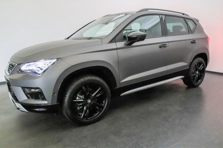 SEAT Ateca FR Stealth-Special Edition
