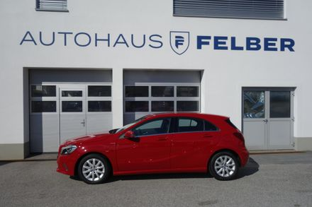Mercedes A 160 Austria Edition