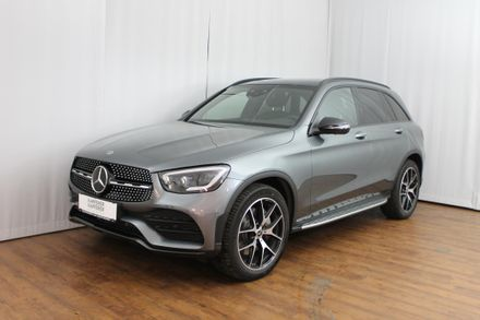 Mercedes GLC 220 d 4MATIC Aut.