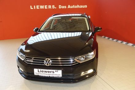 VW Passat Variant TDI BlueMotion