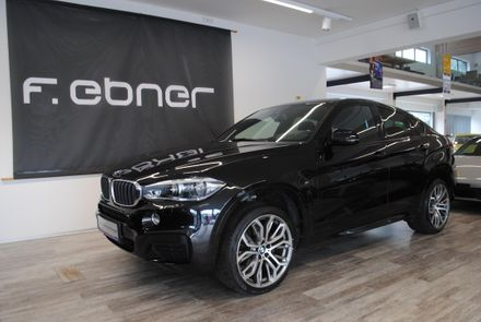BMW X6 xDrive30d Sport Activity Coupé Aut.